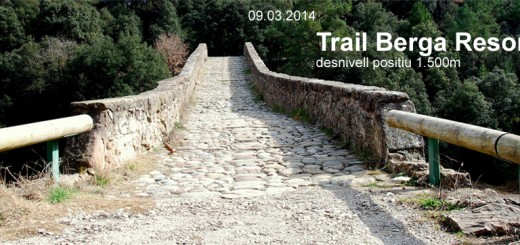 trail berga resort 30km